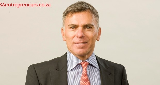 Adrian Gore - South African Insurance Entrepreneur, CEO of Discovery Holding