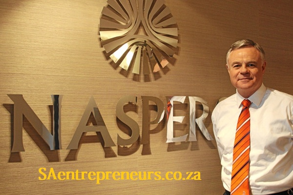 Naspers CEO Koos Bekker - South African Entrepreneur & Media Mogul