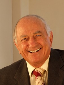 Dr Bertie Lubner, Chairman of the Lubner Group